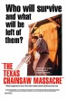 Texas Chainsaw Massacre - plakat