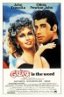Grease - John Travolta, Olivia Newton-John - plakat