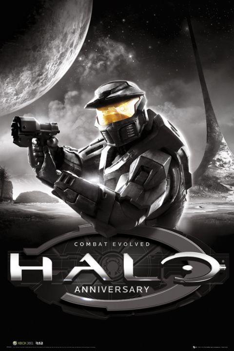 Plakat Halo 4